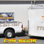 ASR corporate wrap with logos and lettering