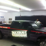 Maxsus corporate reflective wrap