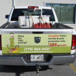 Community Pest Control Partial Wrap